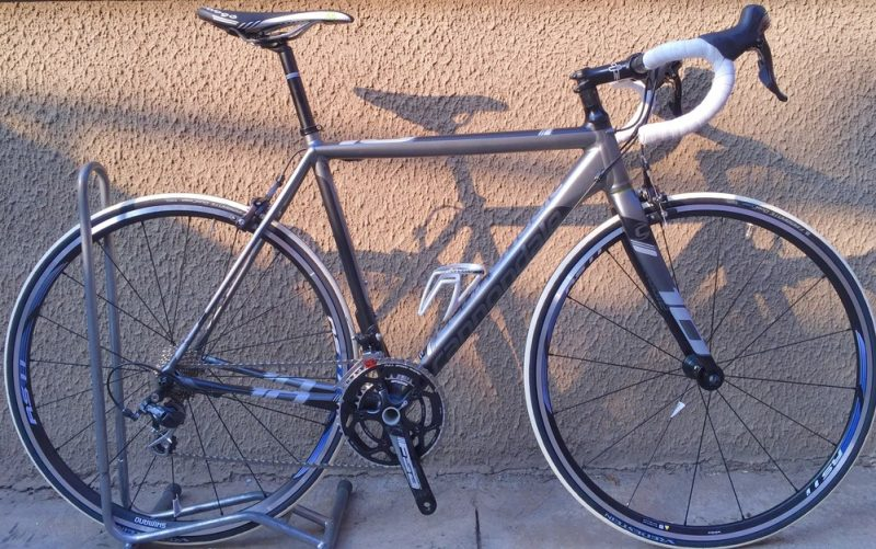 CAAD 10 – 105 road Cannondale