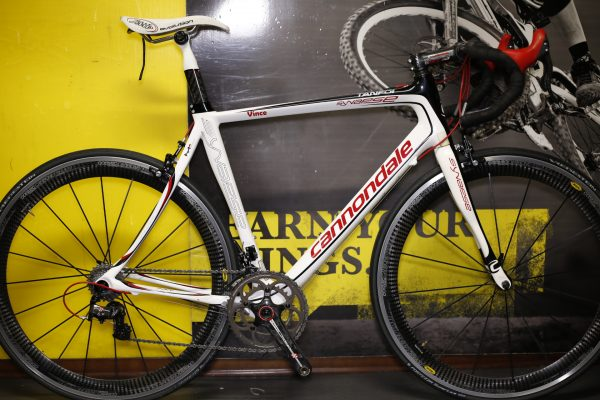 Synapse Carbon hi mod 54 2011 2013 Super Record Mavic