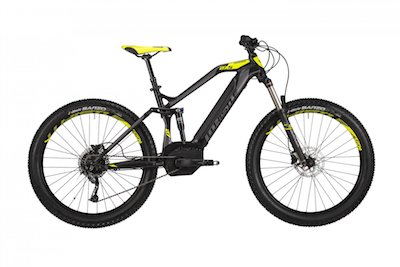 Whistle B-Rush Plus 2019 eBike Bosch CX – 500