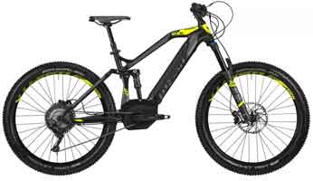 WHISTLE B-RUSH PLUS SL 2019 ebike BOSCH CX  batt 500Wh