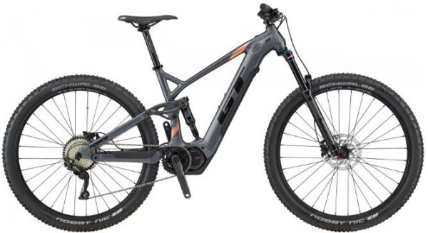 GT FORCE CURRENT EBIKE 2020