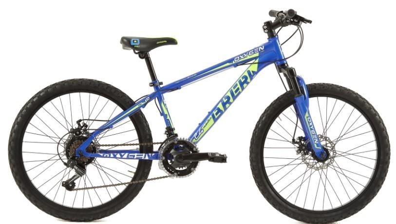 MTB 27.5″ freni a DISCO forcella ammortizz.