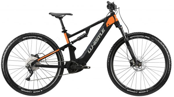 WHISTLE B-Rush A5.1 ebike